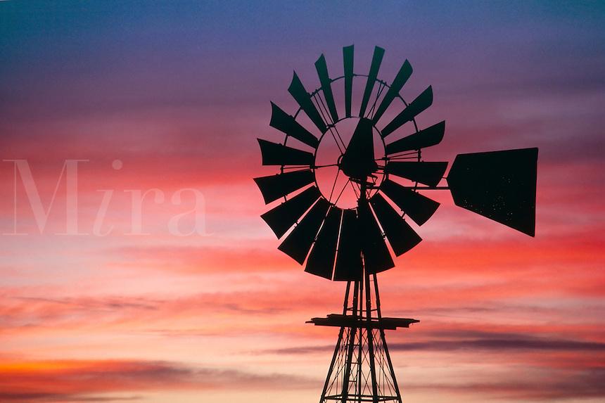 Windmill, water pump<br />