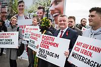 2017/10/26 Berlin | Vorstellung Kampagne zum Welt-Aids-Tag 2017