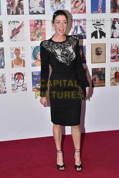 Mary McCartney at the Vogue100 anniversary gala dinner, British Vogue's centenary anniversary party, The East Albert Lawn in Kensington Gardens, Hyde Park, London, England, UK, on Monday 23 May 2016.<br /> CAP/PL<br /> &copy;PL/Capital Pictures