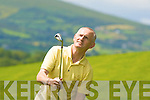 Brian O'Connor Beaufort captain in action at the Crumlin Children Hospital golf classic in Beaufort Golf course on Friday