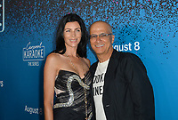 Jimmy Iovine &amp; Liberty Ross at the launch party for Apple Music's &quot;Carpool Karaoke: The Series&quot; at Chateau Marmont, West Hollywood, USA 07 Aug. 2017<br /> Picture: Paul Smith/Featureflash/SilverHub 0208 004 5359 sales@silverhubmedia.com