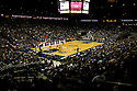 18 February 2012: The CenturyLink Center in Omaha, Nebraska during the Bracket Busters game with Creighton Bluejays against the Long Beach State 49ers. Creighton defeated Long Beach State 81 to 79.