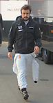20.02.2015 Barcelona. Entrenos F1 2015. Fernando Alonso