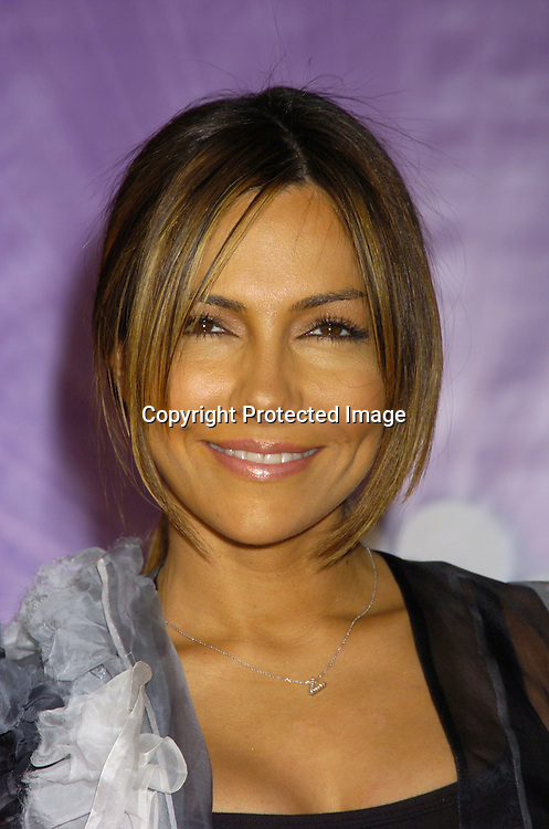 Vanessa Marcil of Las Vegas ..at The NBC Universal Upfront announcement of their new Fall Schedule on May 16, 2005 at Radio City Music Hall. ..Photo by Robin Platzer, Twin Images