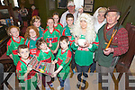 PANTO TIME: Members of Beale GAA Club preparing to stage Goldilocks & The Three Bears on 3rd and 4th February, front l-r: Barry O'Neill, Maggie O'Neill, Jimmy Farrell. Back l-r: Niamh Stack, Rachel Stack, Sarah Moore, Orla Mulvihill, Erika Mulcaire, Tommy O'Neill, John Farrell, Molly Breen (Goldilocks), Tom Allen, Robert Stack.
