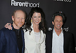 "WEST HOLLYWOOD, CA. - February 22: Ron Howard, Lauren Graham and Brian Grazer attend the Los Angeles premiere of ""Parenthood"" at the Directors Guild Theatre on February 22, 2010 in West Hollywood, California."