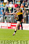 Daithí Casey Dr Crokes in action against  Dingle in the Senior County Football Semi Final in Fitzgerald Stadium on Sunday.