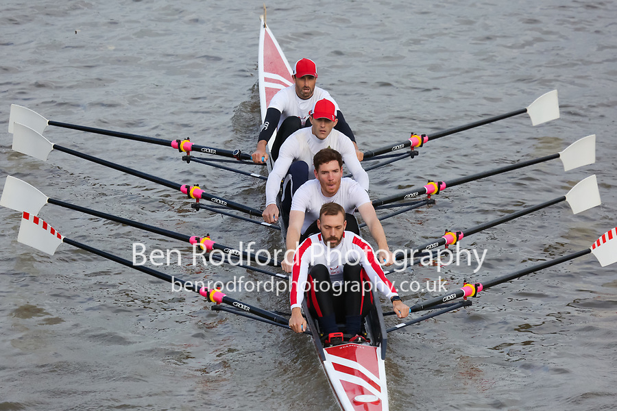 Crew: 6  HSBC  B 4x<br /> <br /> Veteran Fours Head 2018<br /> <br /> To purchase this photo, or to see pricing information for Prints and Downloads, click the blue 'Add to Cart' button at the top-right of the page.