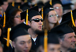 Aaron Campbell was among more than 500 students who graduated at the Western Nevada College Commencement at the Pony Express Pavilion, in Carson City, Nev., on Monday, May 20, 2013. .Photo by Cathleen Allison/Nevada Photo Source
