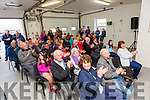 Great support for the Lusitania Commerations at the Valentia Lifeboat Station on Saturday Valentia Island.