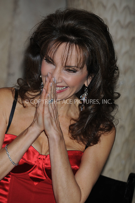 WWW.ACEPIXS.COM . . . . . ....February 12 2008, New York City....Actress Susan Lucci appeared to unveil her waxworks model at Madame Tussauds in Times Square....Please byline: KRISTIN CALLAHAN - ACEPIXS.COM.. . . . . . ..Ace Pictures, Inc:  ..(212) 243-8787 or (646) 679 0430..e-mail: picturedesk@acepixs.com..web: http://www.acepixs.com