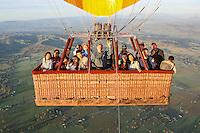 20140410 April 10 Hot Air Balloon Gold Coast