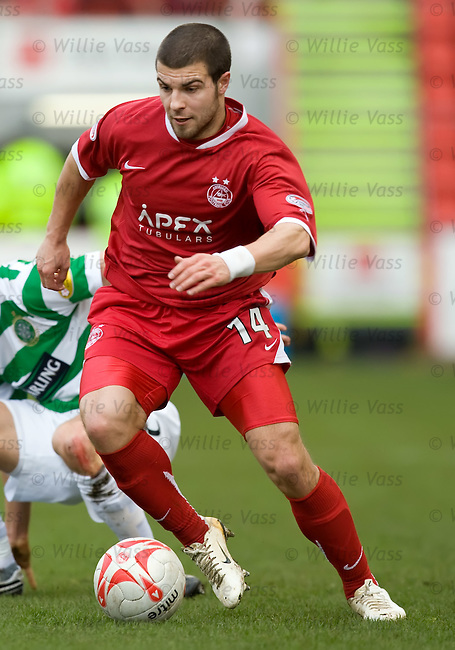 Richard Foster, Aberdeen