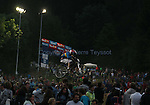 2012 Mountain Bike 4 X Pro Tour, Val Di Sole Italy .Felix Beckeman on 02/06/2012, Val Di Sole, Italy..© Pierre Teyssot