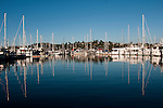 Sausalito; harbor; downtown; California, USA.  Photo copyright Lee Foster.  Photo # california108008