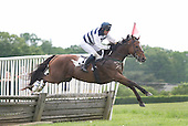 Thermostat wins the Vicmead Hunt Amateur Hightweight Hurdle at Winterthur.