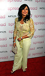"HOLLYWOOD, CA. - August 03: Maria Conchita Alonso arrives at the Los Angeles premiere of ""Spread"" at the ArcLight Hollywood on August 3, 2009 in Hollywood, California."
