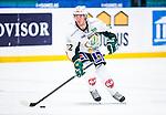 Stockholm 2014-01-18 Ishockey SHL AIK - F&auml;rjestads BK :  <br /> F&auml;rjestads Magnus Nygren i aktion <br /> (Foto: Kenta J&ouml;nsson) Nyckelord:  portr&auml;tt portrait