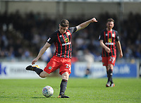 Blackburn Rovers' Darragh Lenihan<br /> <br /> Photographer Ashley Crowden/CameraSport<br /> <br /> The EFL Sky Bet League One - Bristol Rovers v Blackburn Rovers - Saturday 14th April 2018 - Memorial Stadium - Bristol<br /> <br /> World Copyright &copy; 2018 CameraSport. All rights reserved. 43 Linden Ave. Countesthorpe. Leicester. England. LE8 5PG - Tel: +44 (0) 116 277 4147 - admin@camerasport.com - www.camerasport.com