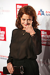 Susan Sarandon.attending the Film Society of Lincoln Center's 39th Annual Chaplin Award Gala honoring Catherine Deneuve at the Alice Tully Hall in New York City. 4/2/2012