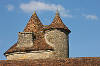 Europe/France/Midi-Pyrénées/46/Lot/Autoire: Château de Lémargue à Autoire du XV ème siècle   - Les Plus Beaux Villages de France