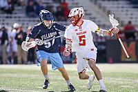 NCAA LACROSSE: Villanova at Maryland