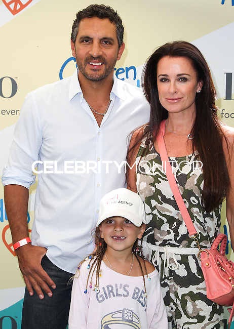 "BEVERLY HILLS, CA, USA - JUNE 14: Mauricio Umansky, Kyle Richards at the Children Mending Hearts' 6th Annual Fundraiser ""Empathy Rocks: A Spring Into Summer Bash"" on June 14, 2014 in Beverly Hills, California, United States. (Photo by Celebrity Monitor)"