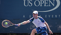 ANDREY GOLUBEV (KAZ)<br /> The US Open Tennis Championships 2014 - USTA Billie Jean King National Tennis Centre -  Flushing - New York - USA -   ATP - ITF -WTA  2014  - Grand Slam - USA  25th August 2014. <br /> <br /> &copy; AMN IMAGES