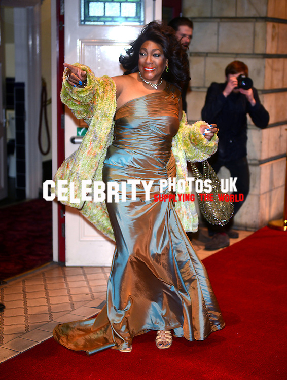 'Motown - The Musical' west end premiere at the Shaftesbury Theatre in London, England. 8th March 2016