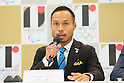 Masatoshi Ono, <br /> AUGUST 7, 2015 : <br /> International Surfing Association (ISA) <br /> holds a media conference following its interview <br /> with the Tokyo 2020 Organising Committee in Tokyo Japan. <br /> (Photo by YUTAKA/AFLO SPORT)