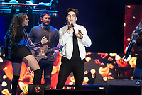 Gemeliers feat Ventino live during VivaDial concert  at Wizink Center in Madrid, Spain September 09, 2017. (ALTERPHOTOS/Borja B.Hojas) /NortePhoto.com