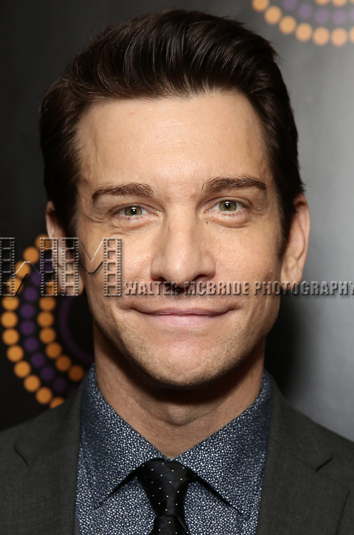 Andy Karl attends the 67th Annual Outer Critics Circle Theatre Awards at Sardi's on May 25, 2017 in New York City.