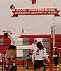 Coquille-Harrisburg Volleyball