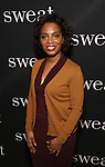 Michelle Wilson attends the photocall for the Broadway cast of 'Sweat'  at The New 42nd Street Studios on 2/16/2017 in New York City.