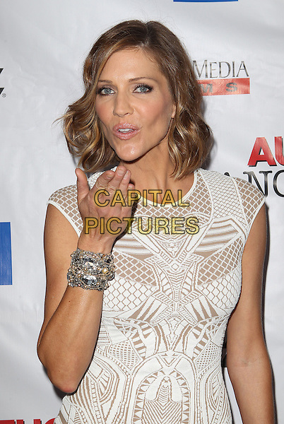 Westwood, CA - April 9: Tricia Helfer Attending &quot;Authors Anonymous&quot; - Los Angeles Premiere At The Crest Theater  California on April 9, 2014.  <br /> CAP/MPI/RTNUPA<br /> &copy;RTNUPA/Mediapunch/Capital Pictures