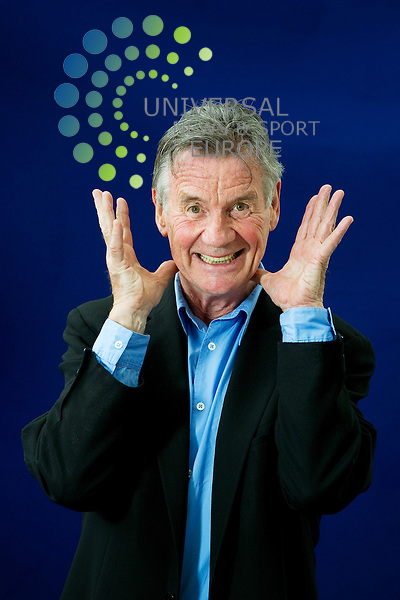 Michael Palin at the Edinburgh Book Festival, Edinburgh, Scotland, 13th August 2012.Picture:Scott Taylor Universal News And Sport (Europe) .All pictures must be credited to www.universalnewsandsport.com. (Office)0844 884 51 22.
