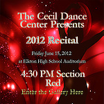 CDC Recital 4:30 PM Section