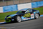 Mike Robinson - Total Control Racing Ginetta G40