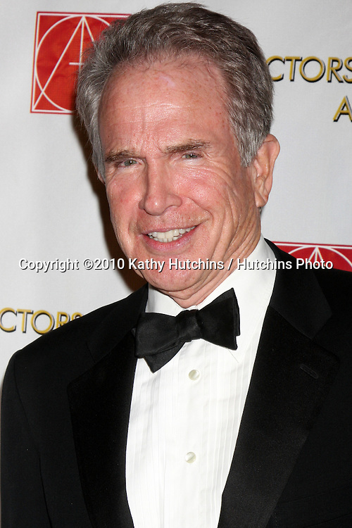 Warren Beatty.arriving at the 14th Snnual Art Directors Guild Awards.Beverly Hilton Hotel.Los Angeles, CA.February 13, 2010.©2010 Kathy Hutchins / Hutchins Photo....