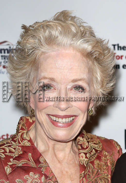 Holland Taylor  attending the 2013 Actors Fund Annual Gala at the Mariott Marquis Hotel in New York on 4/29/2013...