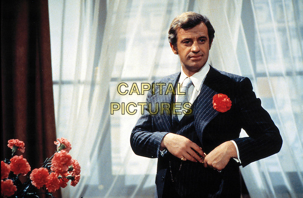 Jean-Paul Belmondo<br /> in Stavisky... (1974) <br /> *Filmstill - Editorial Use Only*<br /> CAP/FB<br /> Image supplied by Capital Pictures