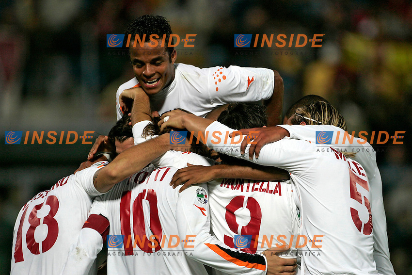 LIVORNO 16/10/2004 CAMPIONATO ITALIANO SERIE A <br />