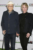 LOS ANGELES - FEB 6:  Norman Lear, Lyn Davis at the 2020 Oscar Wilde Awards at the Bad Robot Offices on February 6, 2020 in Santa Monica, CA