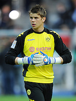 FUSSBALL      DFB POKAL FINALE       SAISON 2011/2012 Borussia Dortmund - FC Bayern Muenchen   12.05.2012 Torwart Mitchell Langerak (Borussia Dortmund)