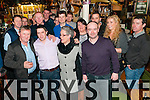 30th Birthday: Kieran Mulvihill, Ballylongford celebrating his 30th birthday with family & friends at Finnucane's Bar, Ballylongford on Saturday night last.