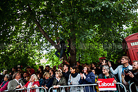 London, 07/06/2017. Documenting the last day of Jeremy Corbyn and the Labour Party electoral Campaign on the eve of the General Election 2017, Islington: 'home', Constituency and final rally of the Labour Leader.