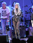 Lady Gaga performs with We are Plastic Ono Band on night 2 at The Orpheum Theatre in Downtown Los Angeles, California on October 02,2010                                                                   Copyright 2010  Debbie VanStory / RockinExposures