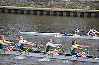 Thames Ditton Regatta.J15 4X+.Foreground: 62. Windsor Boys Sch (B.68. Kings Sch Cant (Edwards)