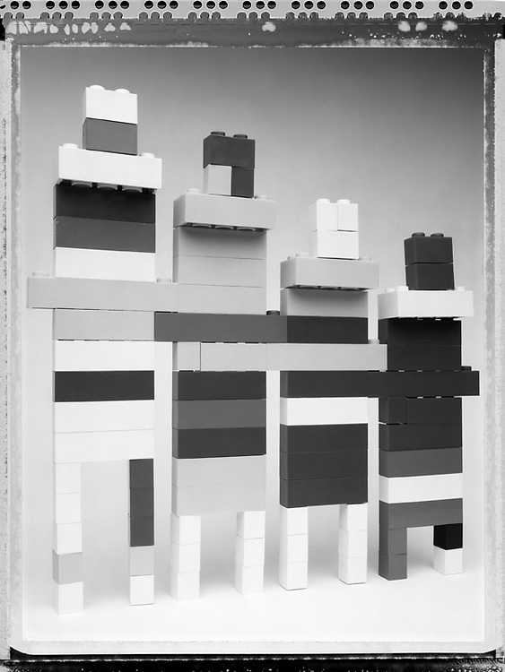 Untitled Effigy Number Seven, 2004 (Lego Family).