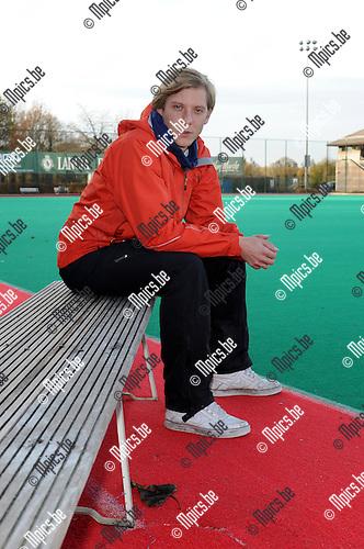 2012-11-20 / Hockey / seizoen 2012-2013 / Philippe Goldberg..Foto: Mpics.be